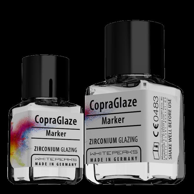 Copra Glaze Marker Zirconium Glazing 3gr