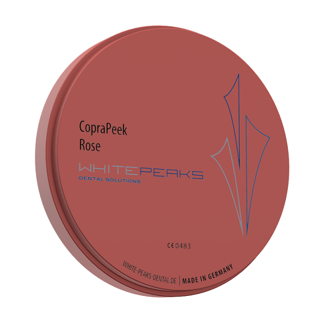 CopraPeek Rose 98 Ø mit Stufe 25mm